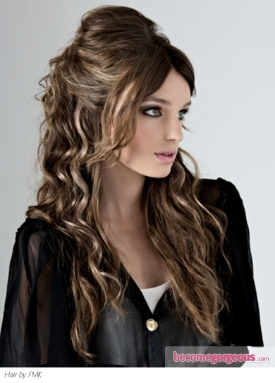 Enjoyable Type 3A Cool Curly Hair Hairstyles For Women Draintrainus